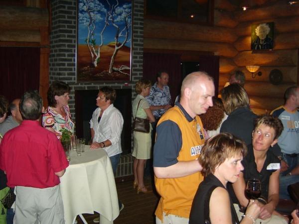 Singleavond Boomstamrestaurant Hardenberg 28-05-2005