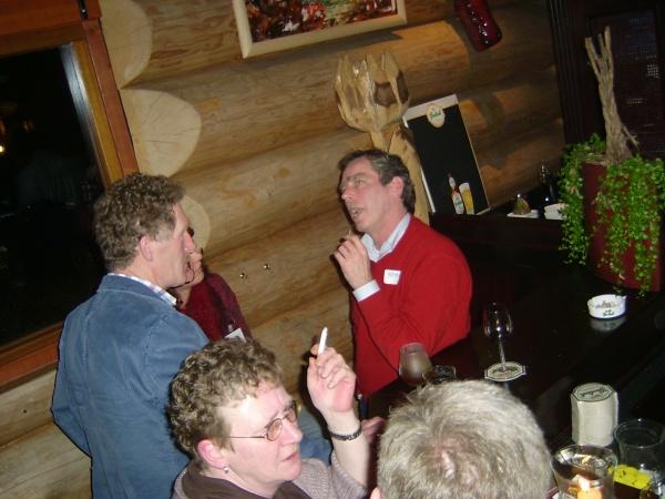 Boomstamrestaurant het Heemse 2005