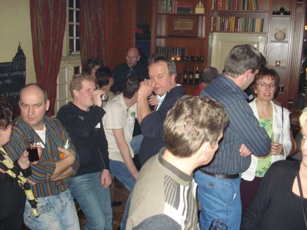 After Valentijnsparty Wetshuys Almelo 14-2-08