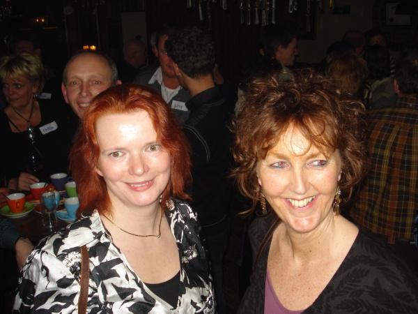 Gerda en Ineke 15-2-08
