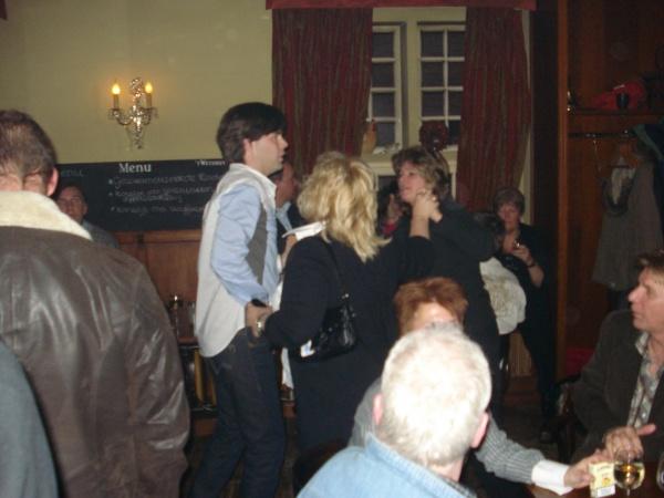 Dansen - After Valentijn Singlesparty Wetshuys Almelo 15-2-08