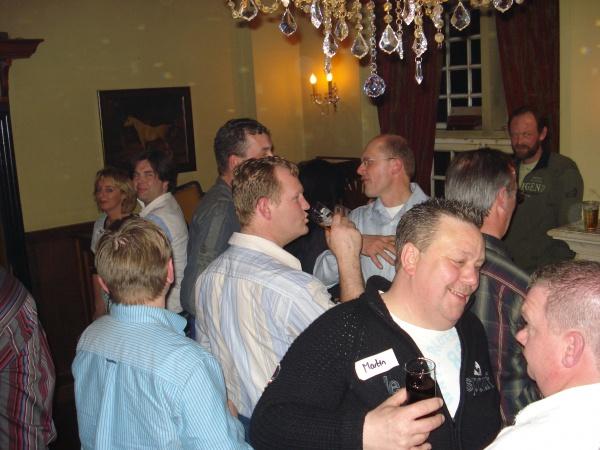Singlesparty 't Wetshuys te Almelo 29-3-08