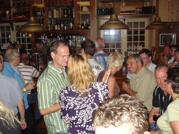 Singlesparty Taveerne het Wetshuys te Almelo zaterdag 1-8-2008