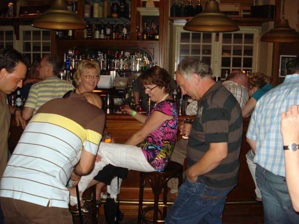 Iets geknoeid? Singlesparty Taveerne het Wetshuys te Almelo zaterdag 1-8-2008