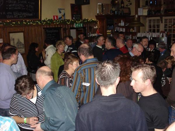 Singlesparty 13-12-2008 Wetshuys Almelo