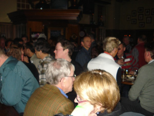 Nieuwjaarsparty 10-1-2009