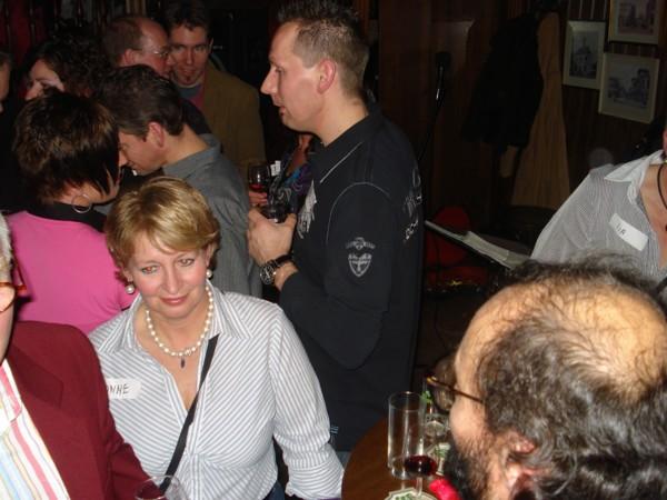 Valentijns singlesparty 14-2-09  Wetshuys Almelo