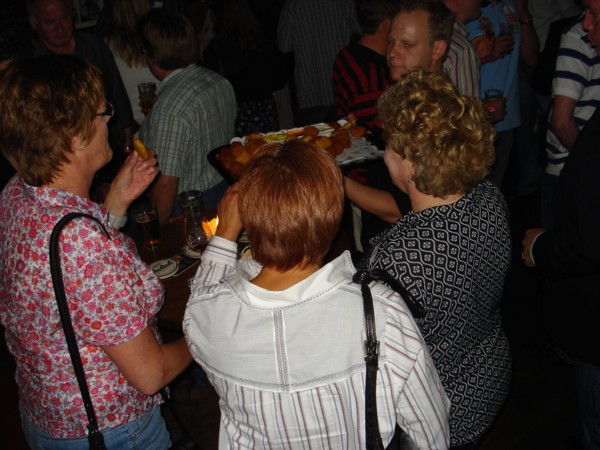 Singlesparty 16-5-2009