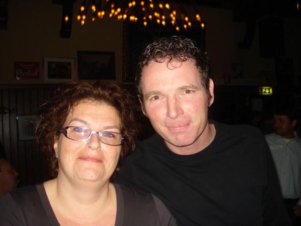 Caroline en Eric - Singlesparty DatingOost in Wetshuys @ Almelo 23-1-10