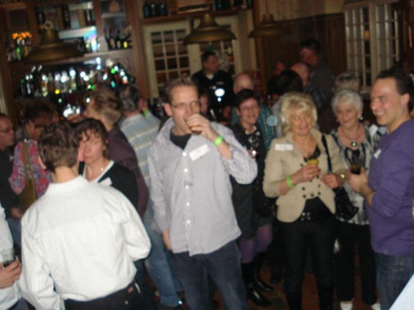 Singleparty 10 april 2010 Wetshuys Almelo