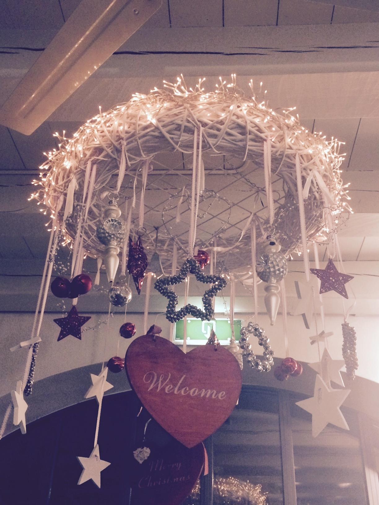 Doetinchem EspressoHouse in kerstsfeer