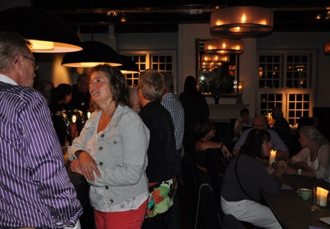 singlecafe partycentrum Vitus Dedemsvaart 10 okt.'14 (Voor singles 45+)