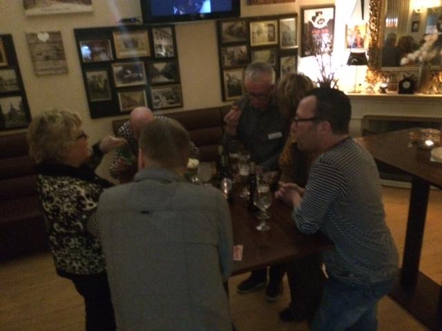 Brasserie 1888 Groenlo 31-1-2015 SinglesCafe (45-68jr)