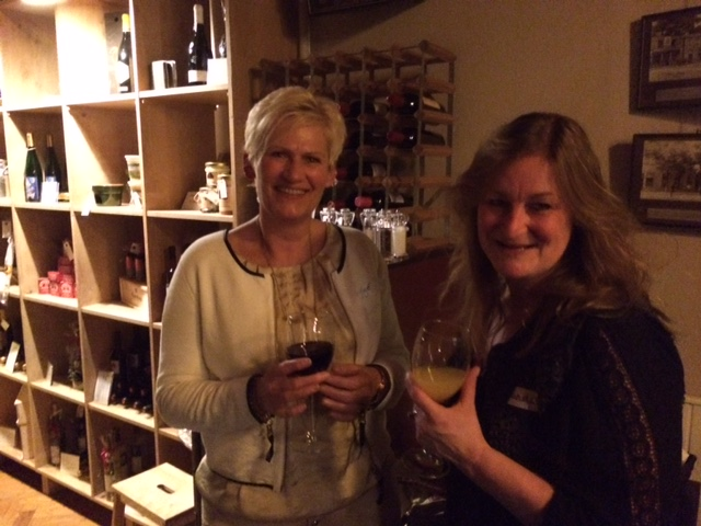 singlecafe in brasserie van Rest.Kawop,Markt 23,Lochem 14-2-15