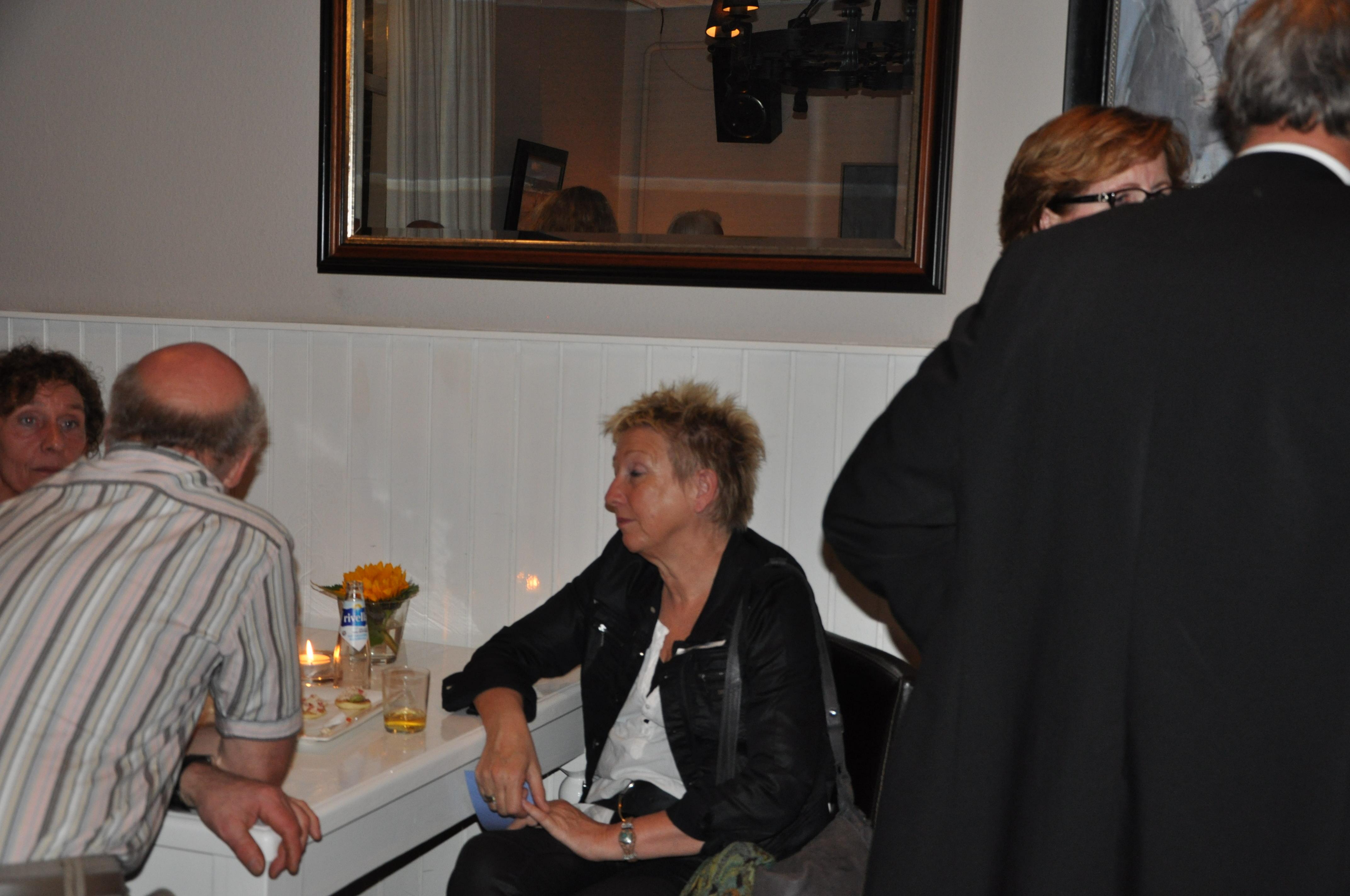 singlecafe in brasserie van Rest.Kawop,Markt 23,Lochem 5-10-13