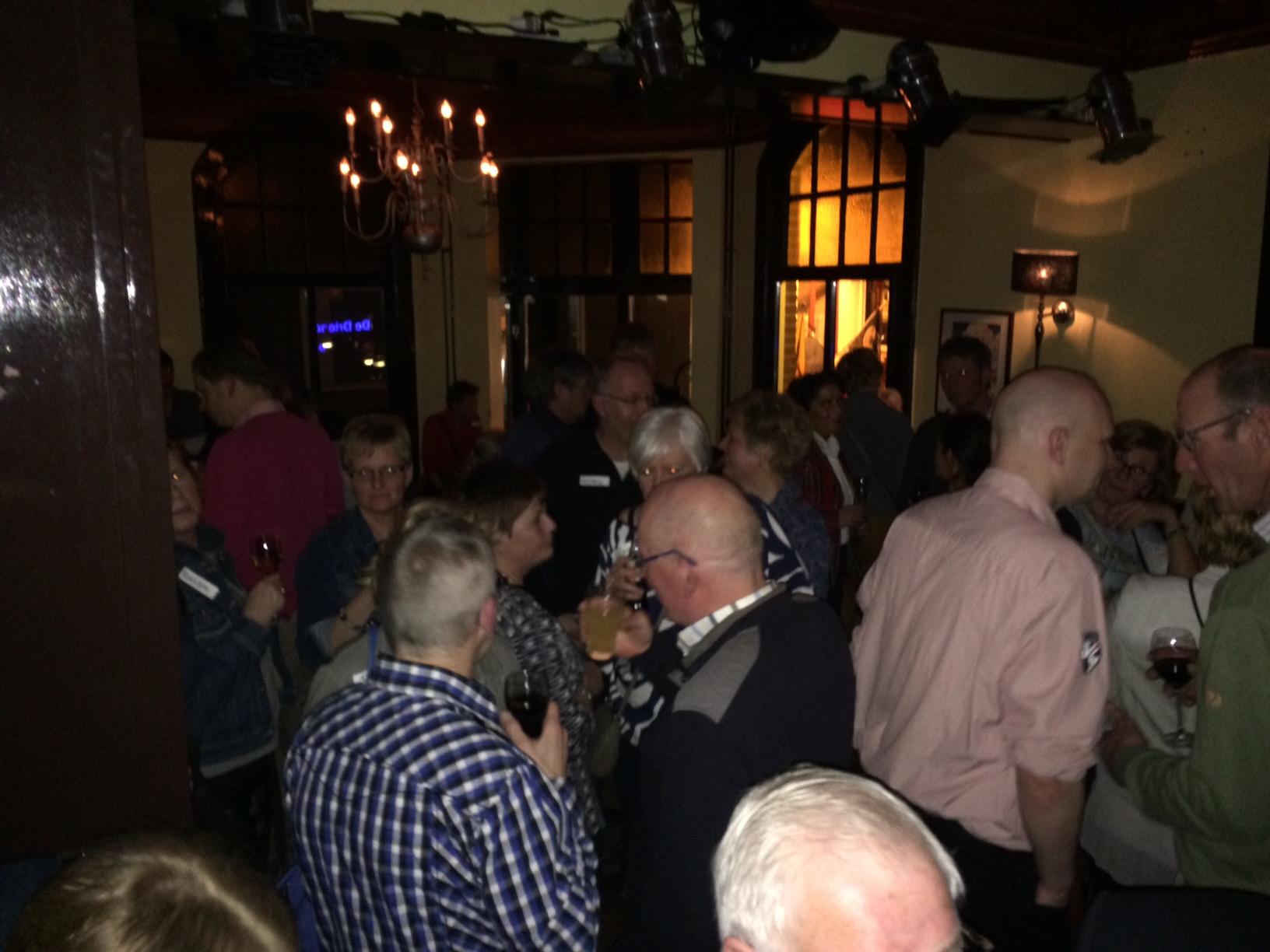 singlecafe De Bisschop Oldenzaal  maart 2015