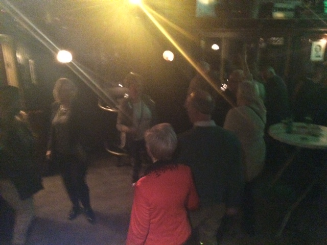 singleparty @danscafe De Tijd Rijssen januari 2015