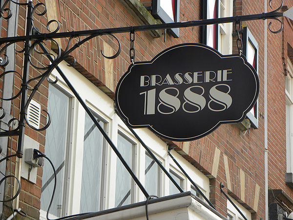 Brasserie 1888 Groenlo september 2015