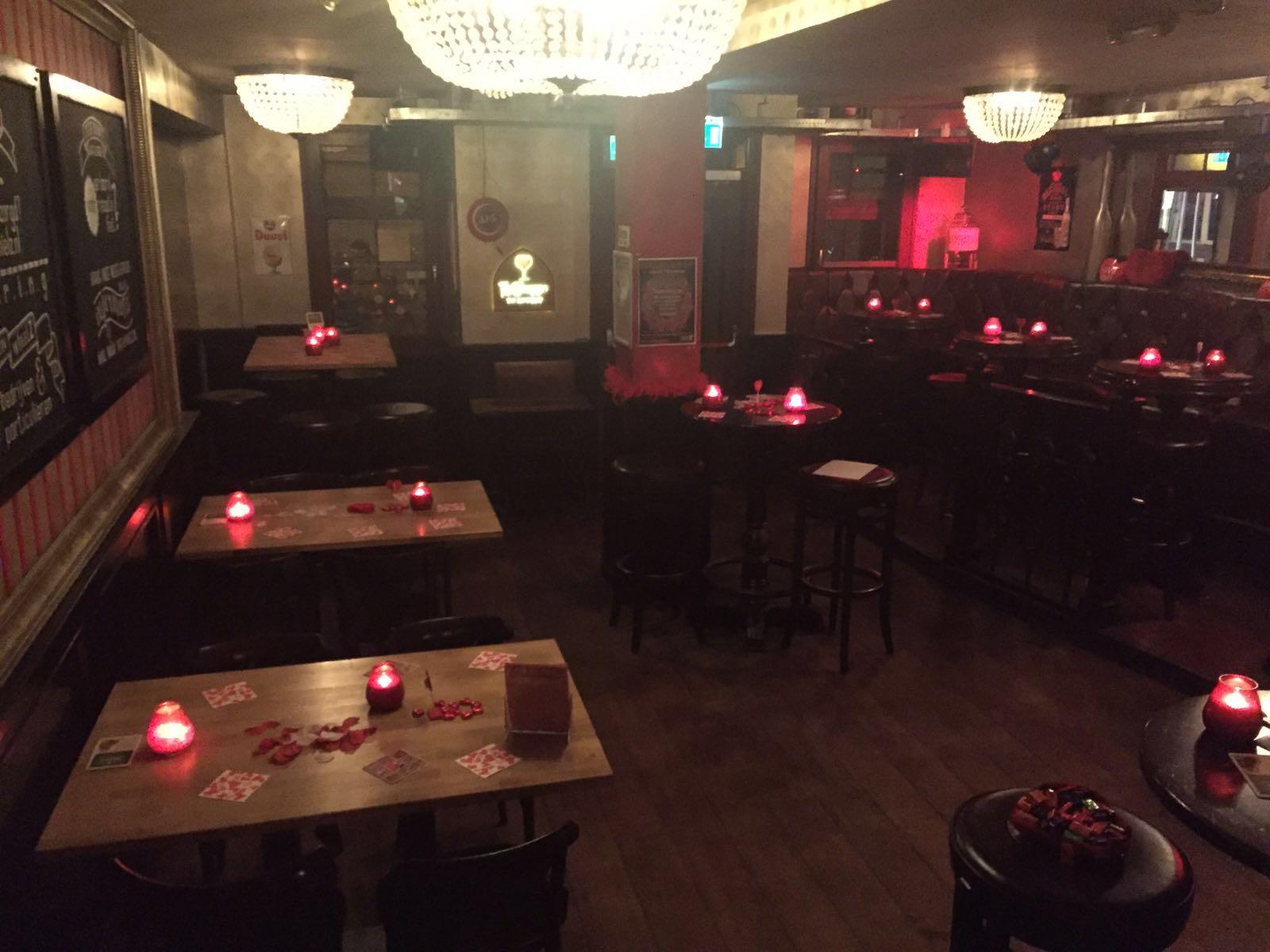Valentijn singlescafe bij cafe NielZ Almelo