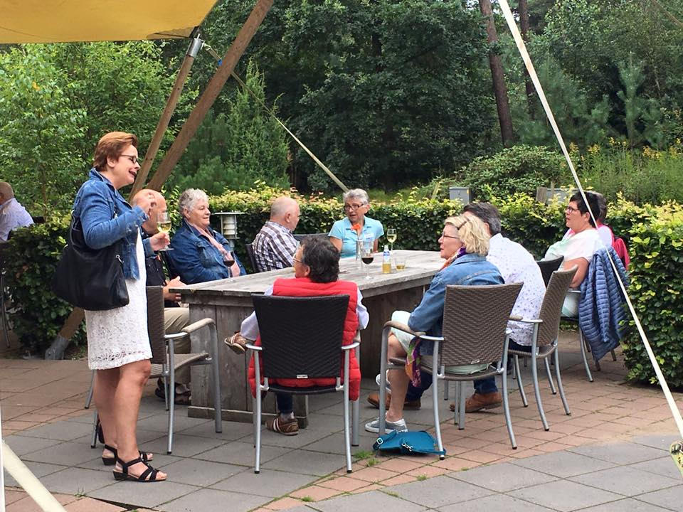 Zondagmiddag 50+singlescafe Outdoors Holten