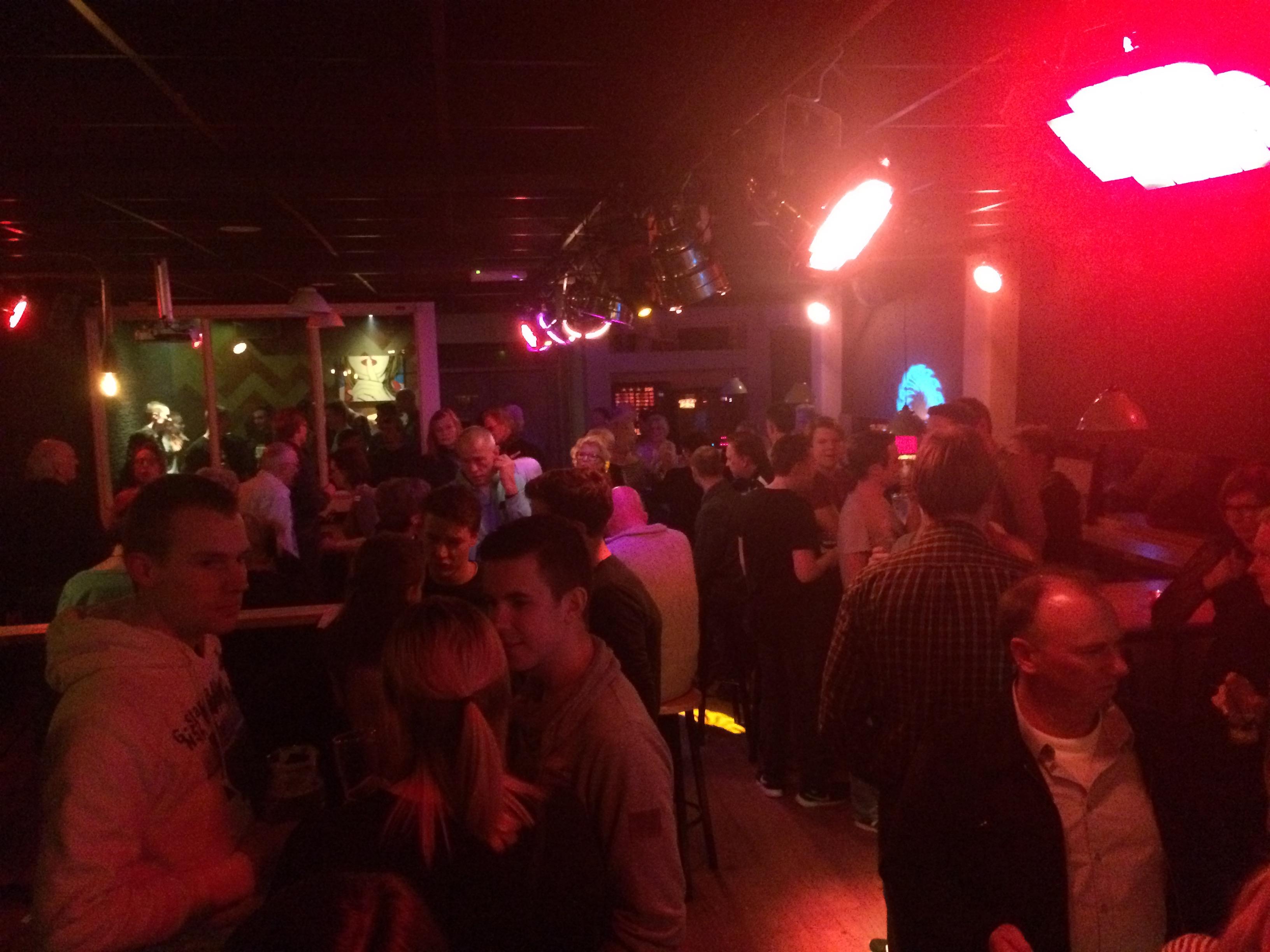 Zutphen 45+SinglesCafe op de zaterdagavond Cafe Pico