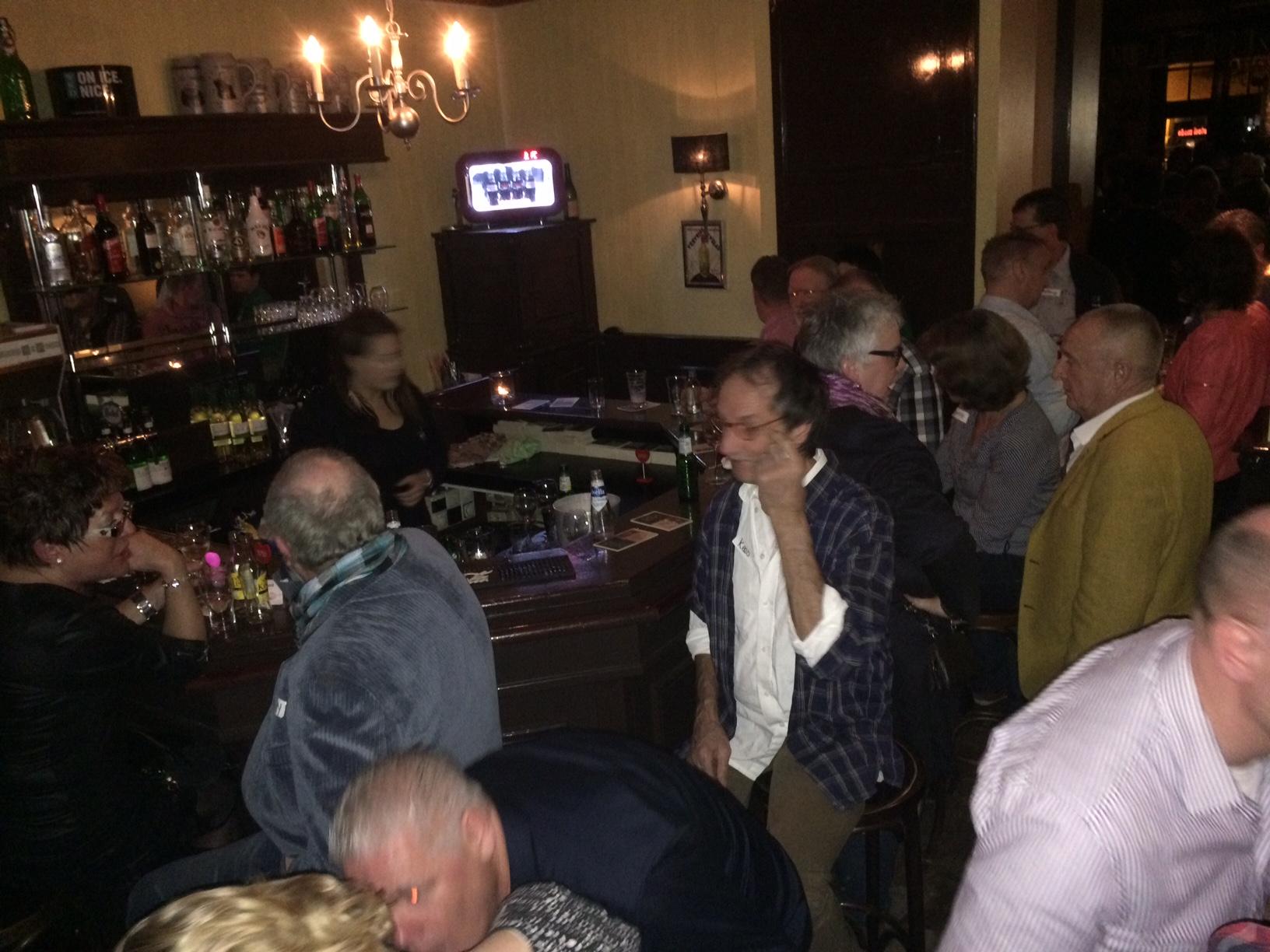 Oldenzaal De Bisschop 45+SinglesCafe maart 2016