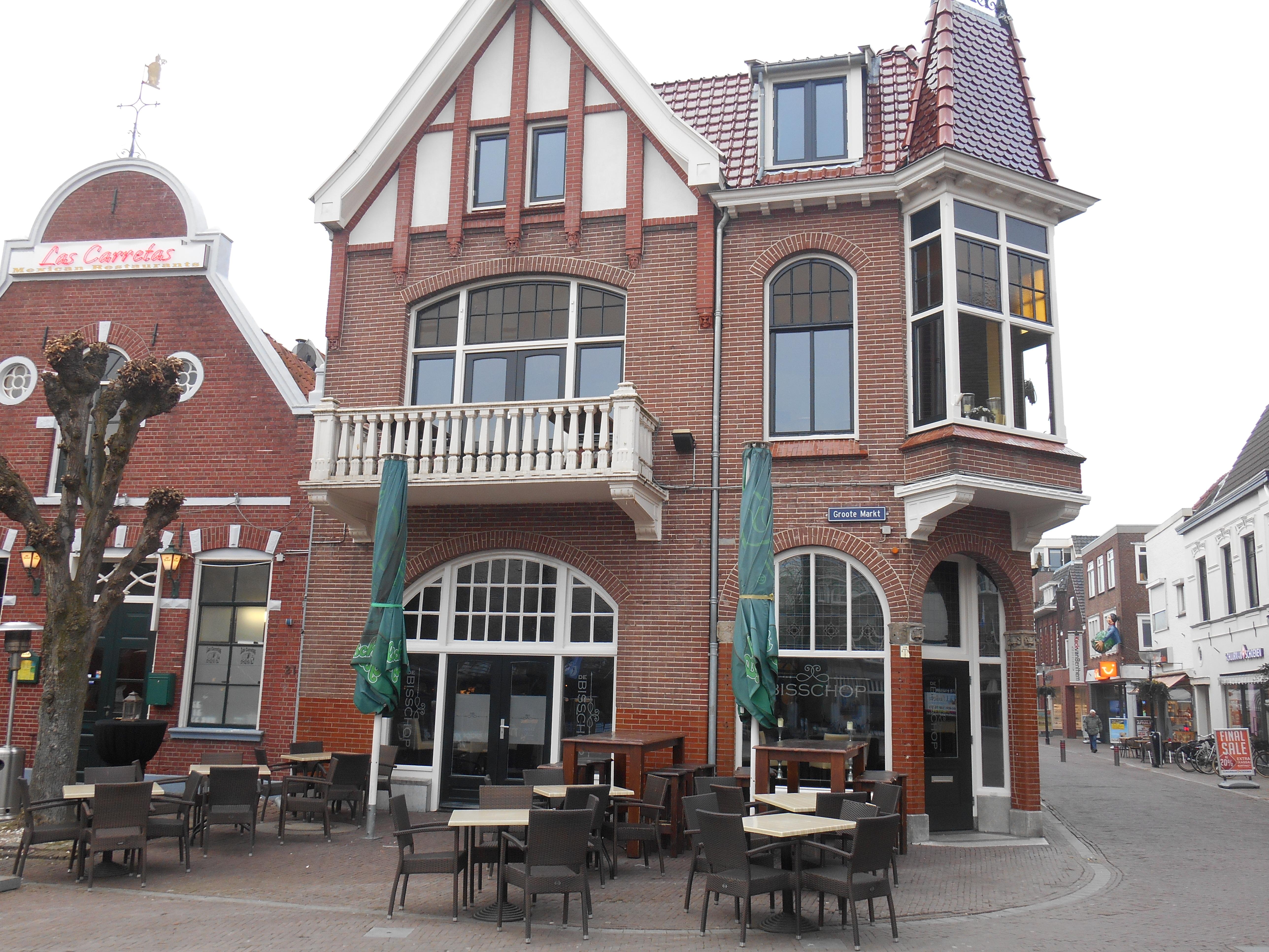 40+ singlecafe Oldenzaal cafe De Bisschop