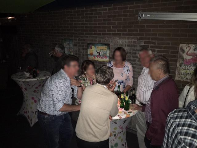 zomercafe Groenlo 2017 Brasserie 1888
