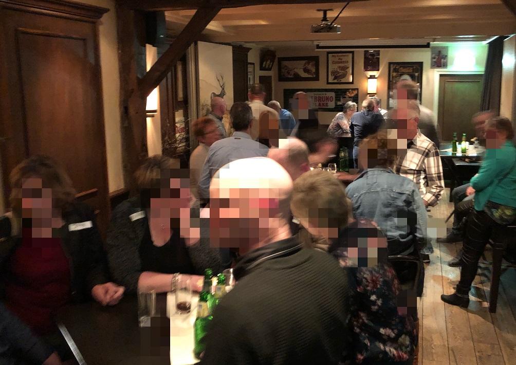 45+ singlecafe Lichtenvoorde cafe Hogenkamp DatingOost.nl