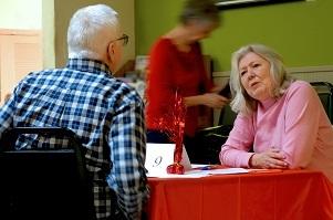 speeddaten voor senioren ouderen alleenstaanden weduwe weduwnaar Holten Outdoors