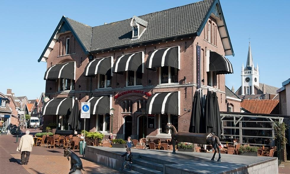 Brasserie tante Pos Ommen speeddaten voor senioren door DatingOost.nl
