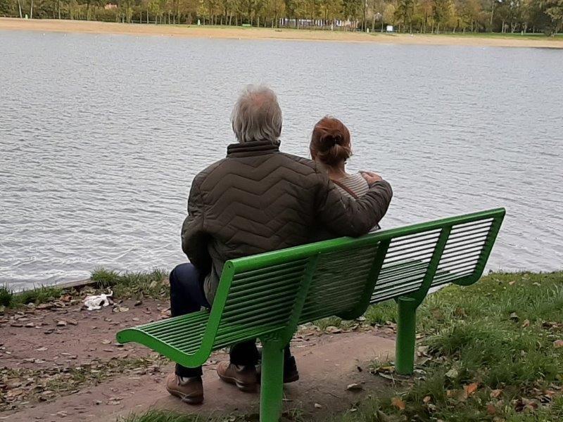 Jeltje en Hans hebben elkaar gevonden via datingoost datingsite